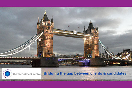 Bridging the gap between clients and candidates, the recruitment centre